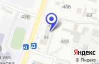 Схема проезда до компании АЗС ИНЖЕНЕРНЫЕ СИСТЕМЫ в Кетово