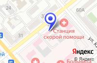 Схема проезда до компании ТФ ДЕЛИРУС-КУРГАН в Кургане