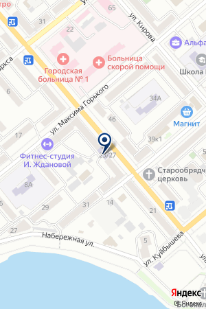 КУЛИНАРИЯ ЛАКОМКА на карте Кургана
