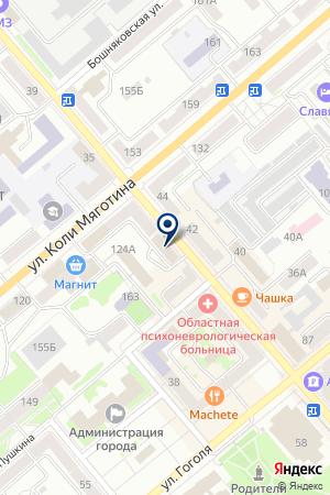 ТФ ЦЕНТР КРОВЛИ И ФАСАДА на карте Кургана