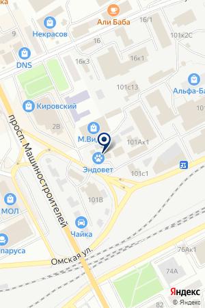 СЕРВИСНЫЙ ЦЕНТР СПЕКТРСЕРВИС на карте Кургана