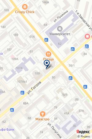 МАГАЗИН ВИНА КУБАНИ на карте Кургана