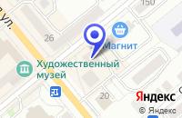 Схема проезда до компании КОФЕЙНЯ ЧАЙКОФСКИЙ в Кургане