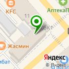 Местоположение компании Аспект-Авто