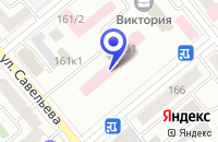 Схема проезда до компании МУ РОДИЛЬНЫЙ ДОМ № 1 в Кургане
