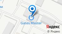 Компания Адэк на карте