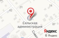 Схема проезда до компании Администрация Солобоевского сельского поселения в Солобоево