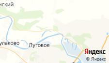 Отели города Решетникова на карте