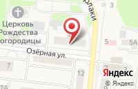 Схема проезда до компании ГАУСЗ в Московском