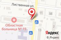 Схема проезда до компании Класс-B в Московском