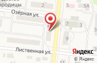 Схема проезда до компании ВидеонаблюдениеТюмень в Московском