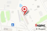 Схема проезда до компании Видеомастер в Московском