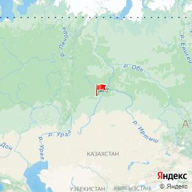 Weather station yap1962 in Moskovskiy, Tyumen Region, Russia