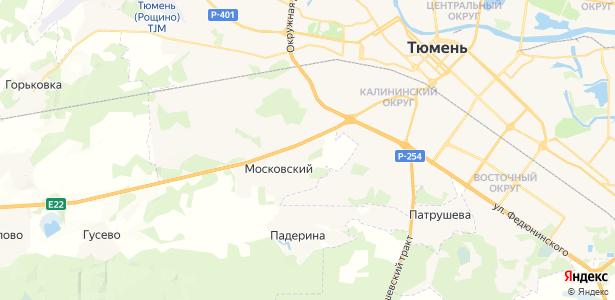 Дербыши на карте