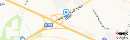 Банкомат МТС-Банк на карте Тюмени