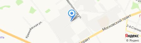СтройКаркасДом на карте Тюмени