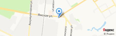 Банкомат ХАНТЫ-МАНСИЙСКИЙ БАНК ОТКРЫТИЕ на карте Тюмени