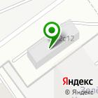 Местоположение компании Курьерская компания Бизон-экспресс