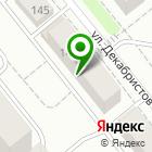 Местоположение компании Окунек