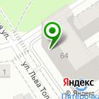 Местоположение компании КонцептСтройДизайн