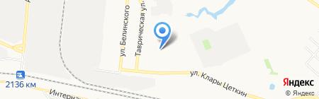 Мебель-ХИТ на карте Тюмени