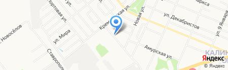 Престиж на карте Тюмени