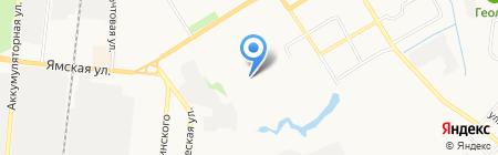 Violetta на карте Тюмени