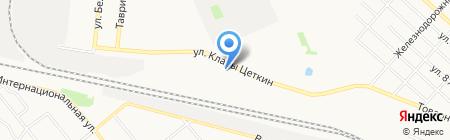 СоюзЭкспрессТранс-Урал на карте Тюмени