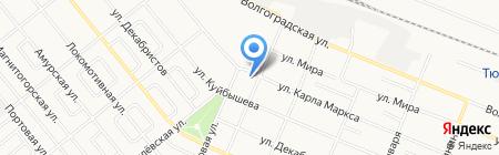 Сервисный Центр Замков на карте Тюмени