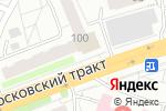 Схема проезда до компании VINDEX в Тюмени