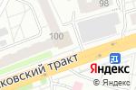 Схема проезда до компании АрктикА в Тюмени