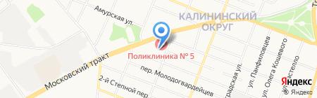 ПРОКСИ-КОМ на карте Тюмени