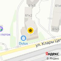 Световой день по адресу Россия, Тюменская область, Тюмень, Клары Цеткин, 61 к1