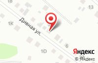 Схема проезда до компании Акваори в Новоначаловском