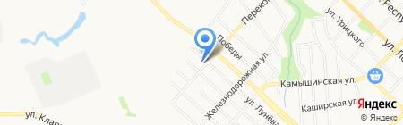 CHROME на карте Тюмени