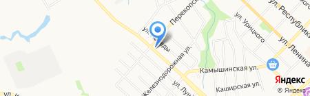 МегаКамень на карте Тюмени