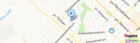 МедИнфоЦентр на карте Тюмени