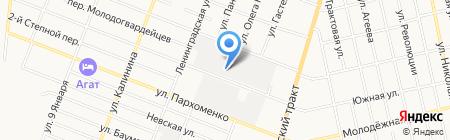 Техносс на карте Тюмени