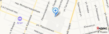 ТЛК-Сервис на карте Тюмени
