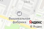 Схема проезда до компании Арсенал Авто в Тюмени