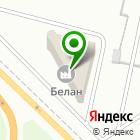 Местоположение компании ЕВРОБЕТОН