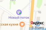 Схема проезда до компании Продуктовый магазин в Патрушевой