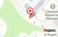 Схема проезда до компании ПИКНИК в Правдинском