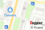 Схема проезда до компании Даром.ru в Тюмени