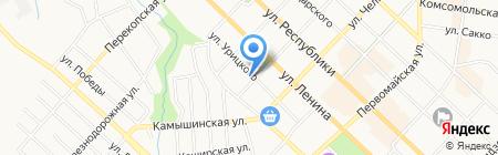 Арсенал+ на карте Тюмени