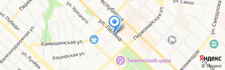 Дилемма на карте Тюмени