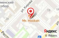 Схема проезда до компании Сибирские купцы в Тюмени