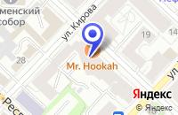 Схема проезда до компании НАУЧНО-ТЕХНИЧЕСКИЙ ЦЕНТР НЕОКОМ в Тюмени