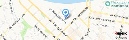 Valery на карте Тюмени