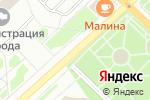 Схема проезда до компании Надежда в Заводоуковске